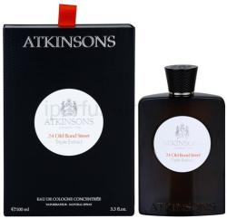 Atkinsons 24 Old Bond Street Triple Extract EDC 100ml