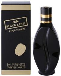 Café Café Black Label for Men EDT 100ml