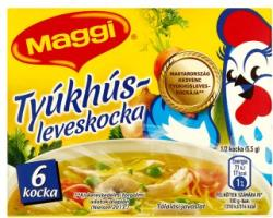 Maggi Tyúkhúsleveskocka (66g)