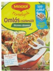 Maggi Fortélyok Omlós Csirkesült Fűszeres Citromos Alap (29g)