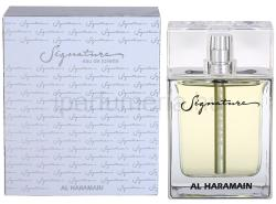 Al Haramain Signature for Men EDT 100ml