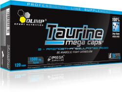 Olimp Sport Nutrition Taurine Mega Caps kapszula - 120 db