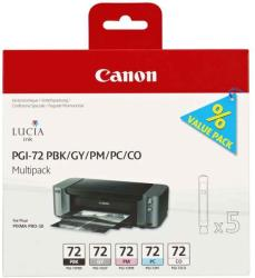 Canon PGI-72 PBK/GY/ PM/PC/CO MultiPack