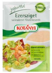 KOTÁNYI Ezersziget Salátaöntet Fűszerkeverék (13g)