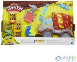 Hasbro Play-Doh: Max, az aszfalt mixer (B1858)