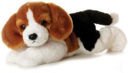 Aurora Mini Flopsie - Homer, a beagle 20cm