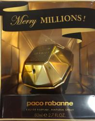 Paco Rabanne Lady Million Merry Millions EDP 80ml