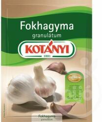 KOTÁNYI Fokhagyma Granulátum (28g)