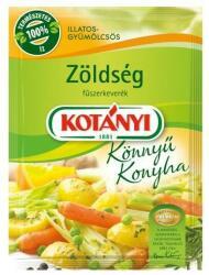 KOTÁNYI Könnyű Konyha Zöldség Fűszerkeverék (25g)
