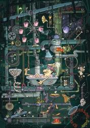 Schmidt Spiele The Swarming Machine 1500 db-os (58190)