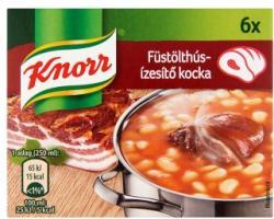 Knorr Füstölthús Ízesítő Kocka (60g)