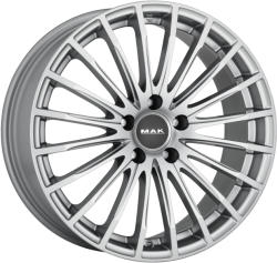 Mak Starlight Silver CB66.6 5/112 19x9.5 ET35