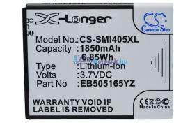 Compatible Samsung Li-ion 1850 mAh EB505165YZ