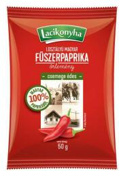 Lacikonyha Csemege Fűszerpaprika Őrlemény (50g)