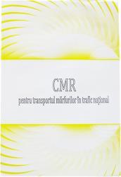 Scrisoare de transport CMR national, format A4, orientare portret, 99 file (CMR1)