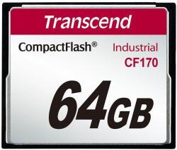 Transcend CF 64GB 170x TS64GCF170