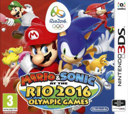 Nintendo Mario & Sonic at the Rio 2016 Olympic Games (3DS)