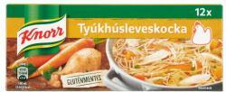 Knorr Tyúkhúsleveskocka (120g)