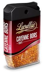 Lucullus Dobozos Tört Cayenne Bors (15g)