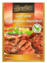 Lucullus Gyorspác Négyborsos-mustáros Fűszerkeverék (37g)