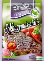 Lucullus Gyorspác Fokhagymás-chilis Fűszerkeverék (35g)