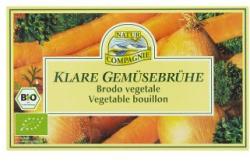 Natur Compagnie Bio Zöldségleveskocka (84g)