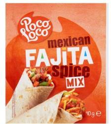 Poco Loco Fajita Fűszerkeverék (40g)