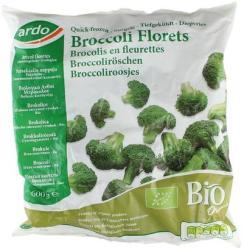 Ardo Bio gyorsfagyasztott brokkolirózsák (600g)