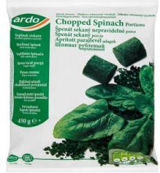 Ardo gyorsfagyasztott aprított spenót adagok (450g)