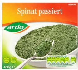 Ardo Gyorsfagyasztott spenótpüré (450g)