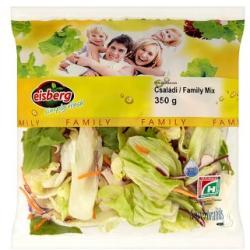 eisberg Family Mix salátakeverék (350g)