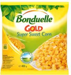 Bonduelle Gold gyorsfagyasztott morzsolt csemegekukorica (400g)