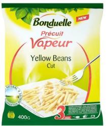 Bonduelle Vapeur gyorsfagyasztott vágott sárga vajbab (400g)