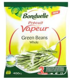 Bonduelle Vapeur gyorsfagyasztott egész zöld vajbab (400g)