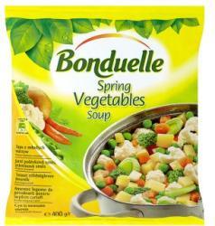 Bonduelle Gyorsfagyasztott tavaszi zöldségleves keverék (400g)