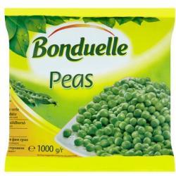 Bonduelle Gyorsfagyasztott zöldborsó (1kg)