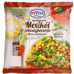 Fevita Gyorsfagyasztott mexikói zöldségkeverék (450g)