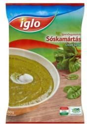 Iglo Gyorsfagyasztott sóskamártás (450g)