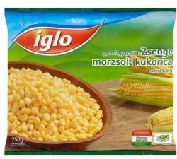 Iglo Gyorsfagyasztott zsenge morzsolt kukorica (750g)