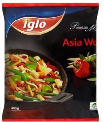 Iglo Premium Asia Wok gyorsfagyasztott zöldségkeverék (400g)