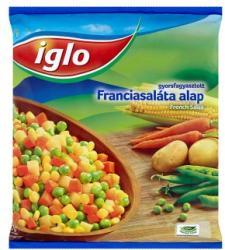 Iglo Gyorsfagyasztott franciasaláta alap (450g)