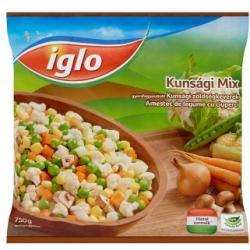 Iglo Gyorsfagyasztott kunsági zöldségkeverék (750g)