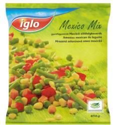 Iglo Gyorsfagyasztott mexikói zöldségkeverék (450g)