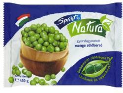 Sprint Natura gyorsfagyasztott zsenge zöldborsó (450g)
