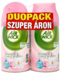 Air Wick Freshmatic Max Magnolia & Cherry Blossom automata utántöltő (2x250ml)