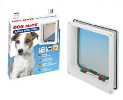 Dog Mate 221wd Kisméretű Kutyaajtó - Fehér