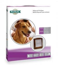 Staywell PetSafe STAYWELL 755 KÖZEPES MÉRETŰ KUTYAAJTÓ - BARNA