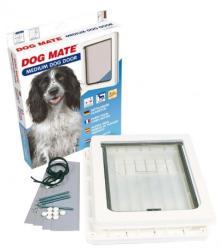 Dog Mate 215w Közepes Méretű Kutyaajtó - Fehér