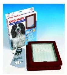 Vásárlás  Dog Mate 215b Közepes Méretű Kutyaajtó - Barna Kutyaajtó ... 59ecbf707c