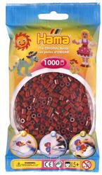 Hama Midi gyöngy 1000db-os - bordó